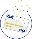 חדש!  כרטיס נטען מבית GMT בשיתוף – MAX